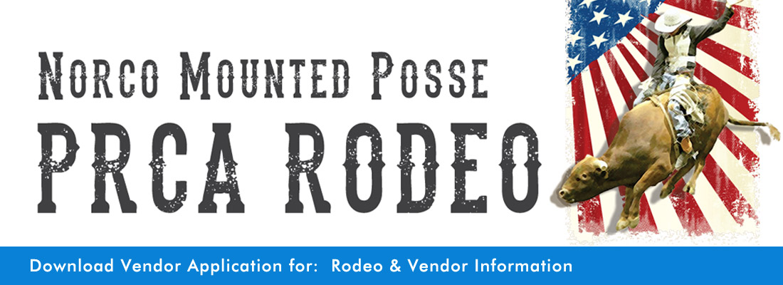 Norco PRCA Rodeo Sponsor Package
