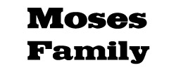 Moses Family