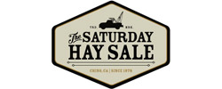 Saturday Hay Sale